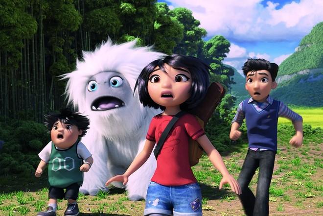 """Cảnh trong phim """"Everest - Người tuyết bé nhỏ"""""""