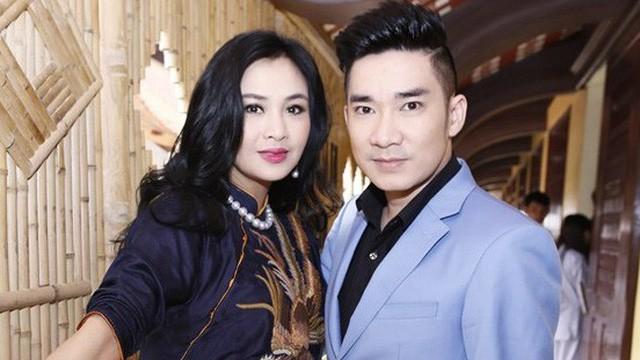 Thanh Lam dành tình cảm yêu mến và sự ủng hộ đối với Quang Hà