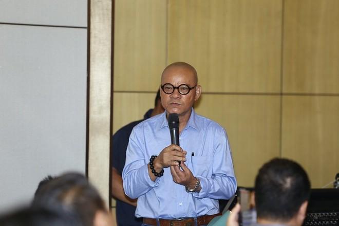Nhà văn, Nhà biên kịch Phạm Ngọc Tiến