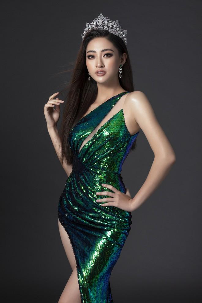 """Hình ảnh Hoa hậu Lương Thùy Linh xuất hiện trên trang chủ cuộc thi """"Miss World 2019"""""""