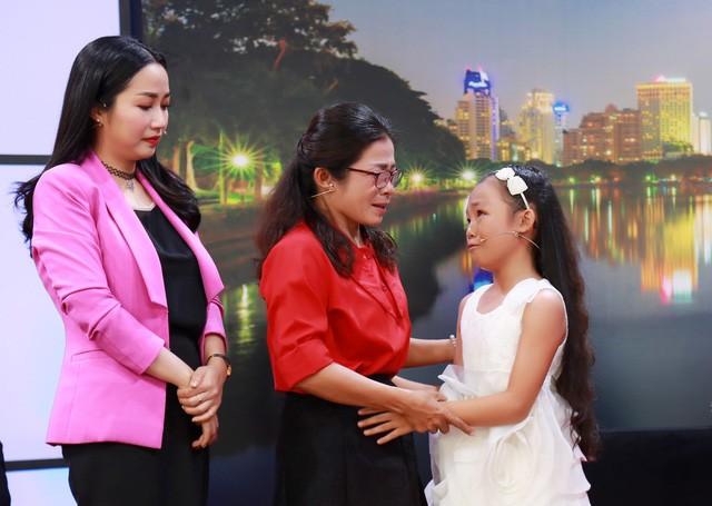 Talkshow đầu tiên để trẻ em được bộc bạch mình với người lớn