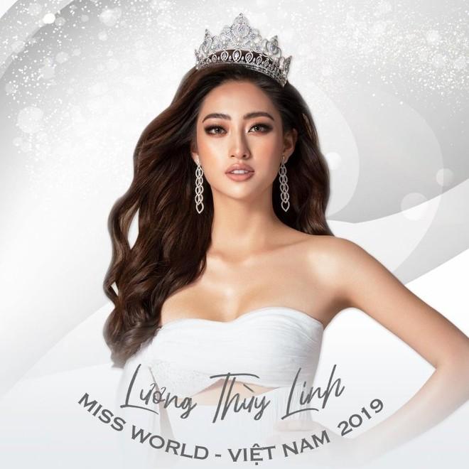 """Lương Thùy Linh được dự đoán lọt Top 4 """"Hoa hậu Thế giới 2019"""""""