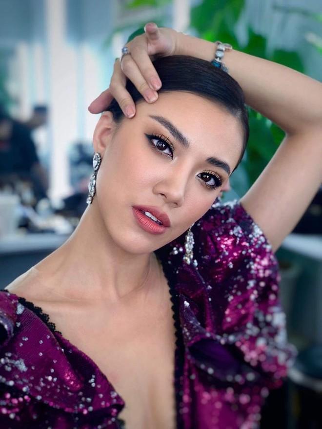 """Á hậu 1 """"Hoa hậu Hoàn vũ Việt Nam"""" Kim Duyên: Chưa dám đọc bình luận của cộng đồng mạng ảnh 4"""