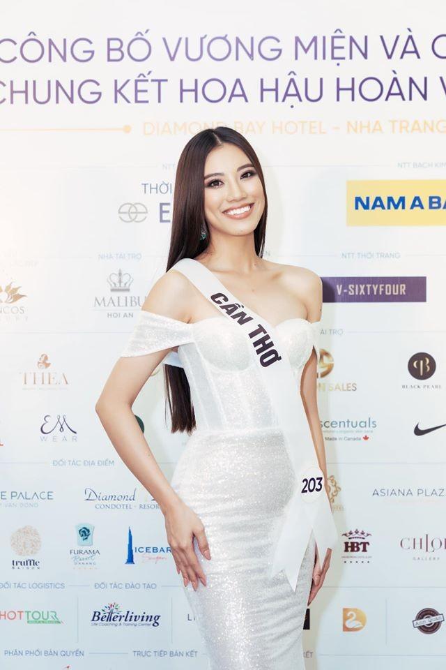 """Á hậu 1 """"Hoa hậu Hoàn vũ Việt Nam"""" Kim Duyên: Chưa dám đọc bình luận của cộng đồng mạng"""