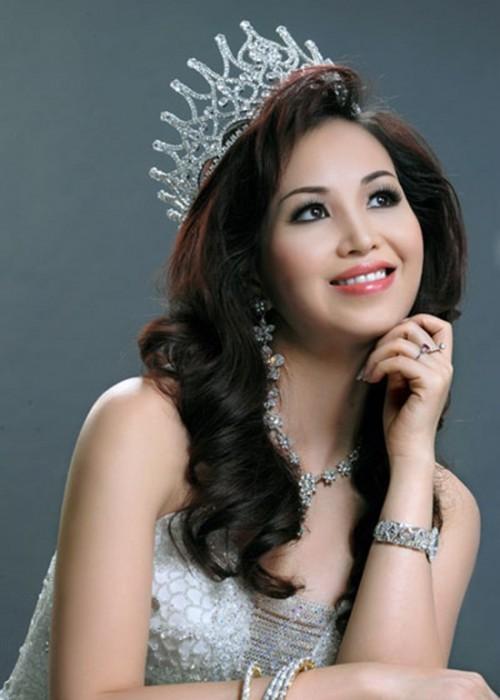 Hoa hậu Diệu Hoa sẽ đảm nhận vai trò Trưởng Ban giám khảo cuộc thi