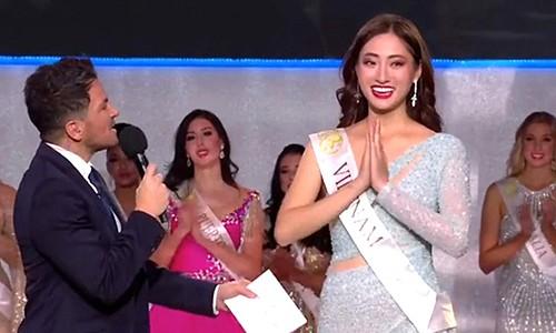 Lương Thùy Linh làm nên kỳ tích, xuất sắc lọt Top 12 chung cuộc Miss World