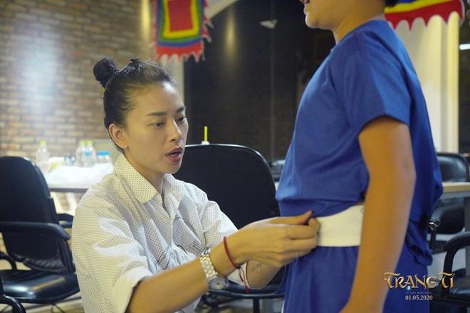 """Ngô Thanh Vân cùng êkip dành nhiều tâm huyết cho """"Trạng Tí"""""""