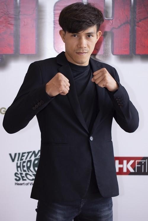 Võ sư Duy Nhất đảm nhận vai diễn quan trọng trong phim