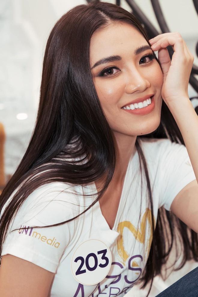 """Á hậu Kim Duyên nói về việc """"trượt"""" vương miện """"Hoa hậu Hoàn vũ Việt Nam 2019"""""""