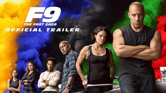 """""""Fast & Furious 9"""" hoãn thời điểm ra mắt vì Covid-19"""