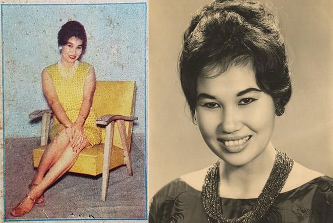 Danh ca Thái Thanh được đánh giá là giọng hát tiêu biểu của nền tân nhạc Việt Nam