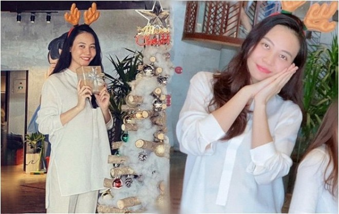 """Đàm Thu Trang lên tiếng về việc có """"tin vui"""" sau một năm kết hôn với Cường """"Đô la"""""""