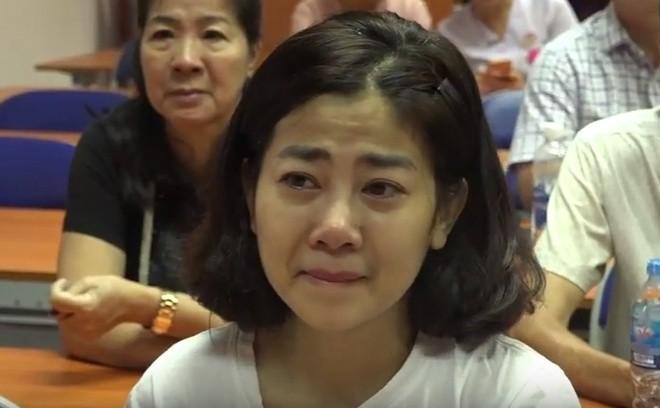 Mai Phương từng chia sẻ với Vy Oanh về ý định sau khi cô mất sẽ gửi con gái vào chùa