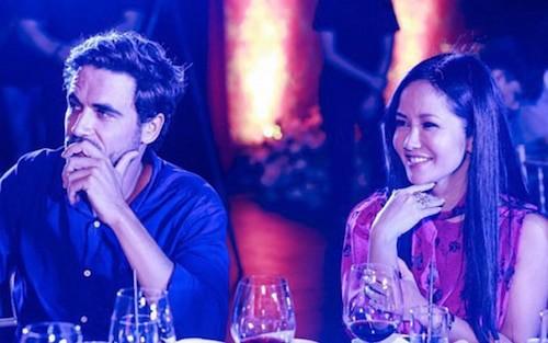 """""""Diva"""" Hồng Nhung để lộ hình ảnh vui vẻ cùng """"bạn trai tin đồn"""""""