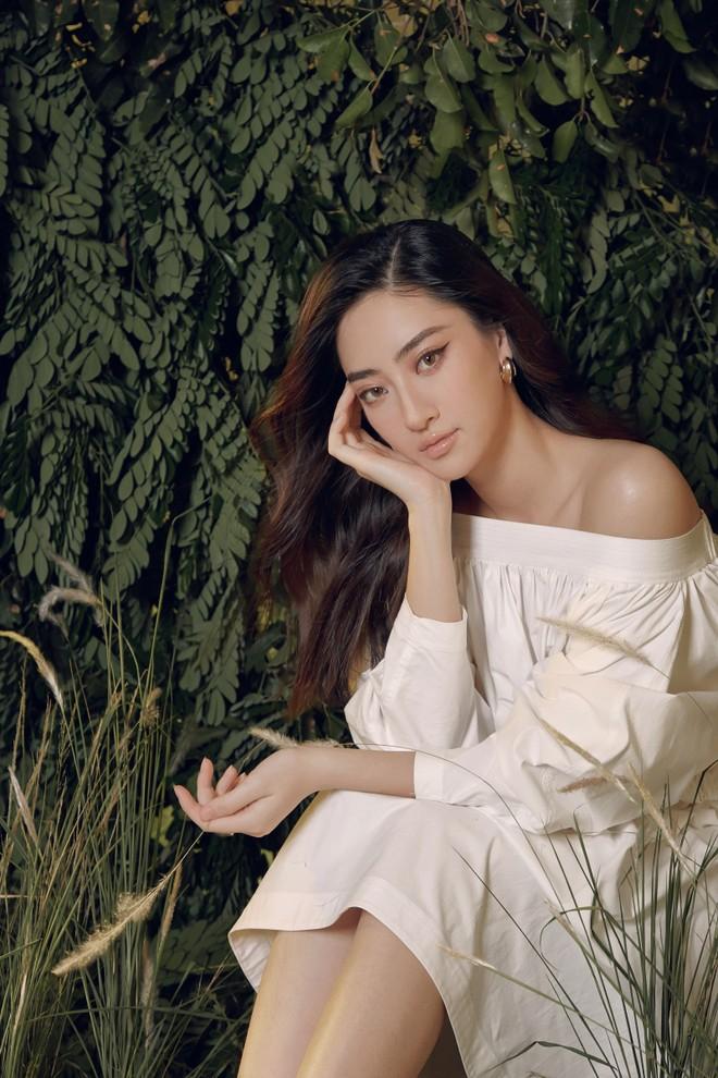 Hoa hậu Lương Thùy Linh phản hồi về việc đi thi quốc tế