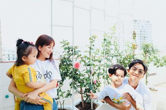 Tổ ấm nhỏ ngập tràn hạnh phúc của vợ chồng Khánh Thi - Phan Hiển