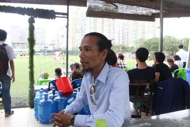 Ca sĩ Hồ Phàm