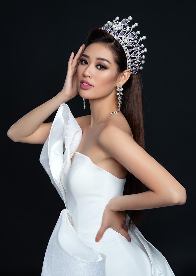 """Hoa hậu Khánh Vân sẽ đại diện nhan sắc Việt tại cuộc thi """"Miss Universe - Hoa hậu Hoàn vũ 2020"""""""