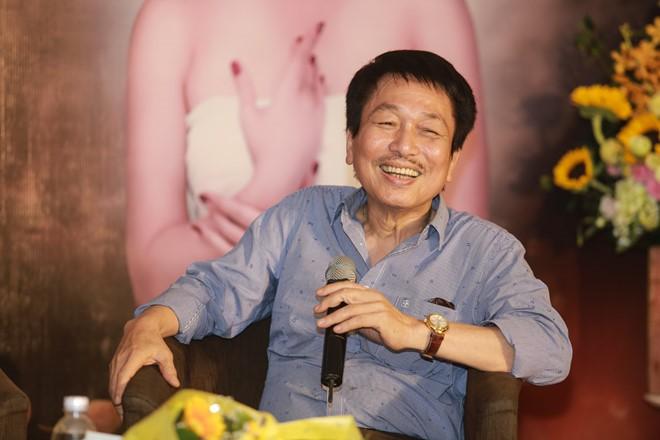 Nhạc sĩ Phú Quang bình thản đối diện với mọi hung tin về sức khỏe đến với mình trong suốt mấy chục năm qua
