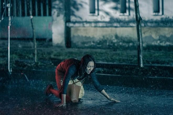 Phương Anh Đào vào vai cô gái mù trong phim