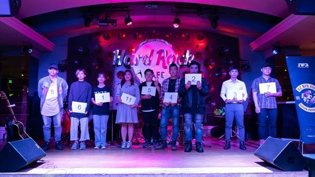 Lâm Vissay muốn chắp cánh ước mơ âm nhạc cho các bạn trẻ