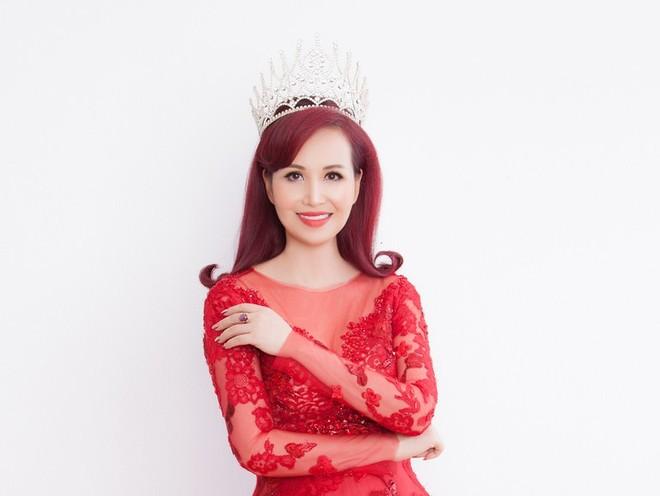 Hoa hậu Diệu Hoa giữ vai trò Trưởng Ban giám khảo cuộc thi