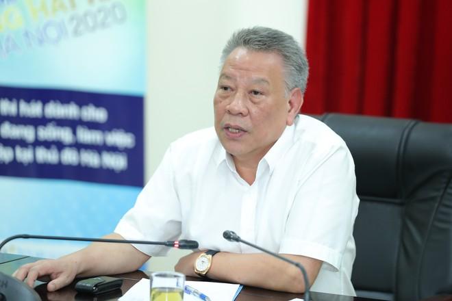 Ông Tô Văn Động - Giám đốc Sở VH&TT Hà Nội