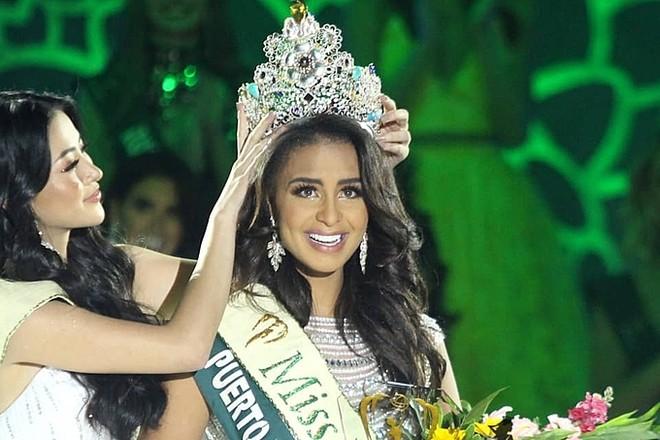 """Người đẹp Puerto Rico đăng quang ngôi vị """"Miss Earth 2019"""""""