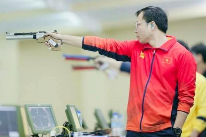"""Xạ thủ Hoàng Xuân Vinh chính là nguồn cảm hứng của bộ phim """"Viên đạn cuối cùng"""""""