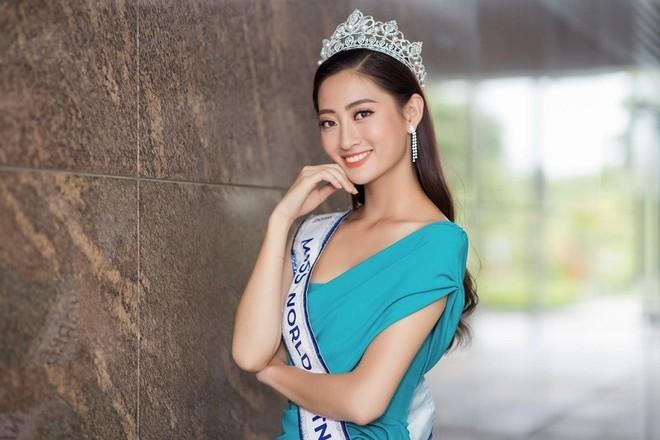 """Hoa hậu Lương Thùy Linh từng đại diện Việt Nam thi """"Miss World 2019"""""""