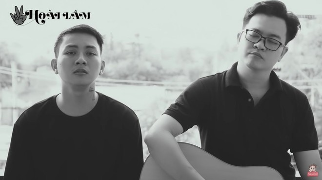 """Nhạc sĩ Nguyễn Minh Cường tâm sự, tổng thời gian cả thu âm lẫn quay hình cho MV """"Hoa nở không màu"""" mà Hoài Lâm thể hiện chỉ khoảng 40 phút"""