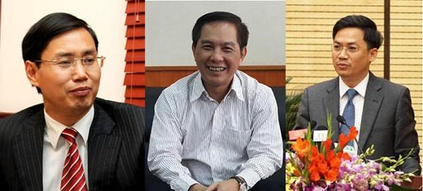 Chủ tịch UBND TP Nguyễn Đức Chung bổ nhiệm 3 Giám đốc Sở ảnh 1