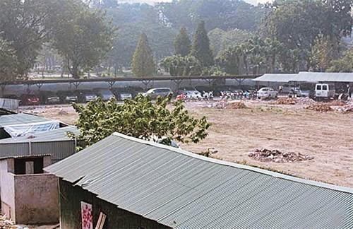 Dự án bãi đỗ xe ngầm mới được thành phố đồng ý về chủ trương
