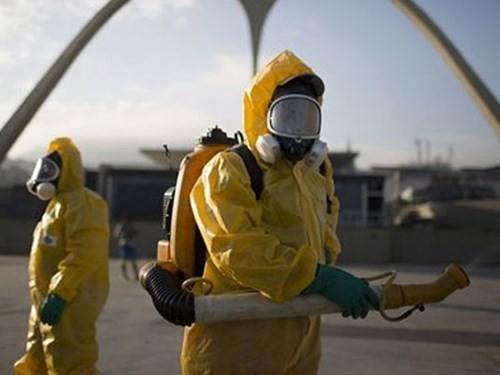 Virus Zika đang lây lan nhanh trên phạm vi toàn cầu