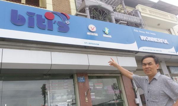 Đa số người dân đồng ý thì quận Thanh Xuân mới chỉnh trang biển hiệu