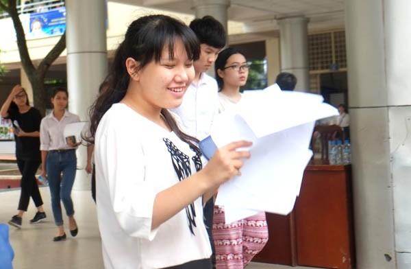 Nhiều cụm thi có thể công bố sớm điểm thi THPT quốc gia