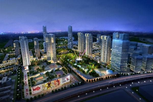 The Manor Central Park là dự án khu đô thị phức hợp hiện đại lớn nhất tại Hà Nội
