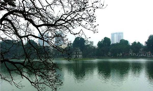 Hồ Hoàn Kiếm sẽ có những trạm phát wifi miễn phí đầu tiên