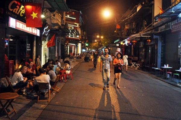 Hà Nội từ lâu đã có kế hoạch mở rộng không gian phố đi bộ khu vực phố cổ