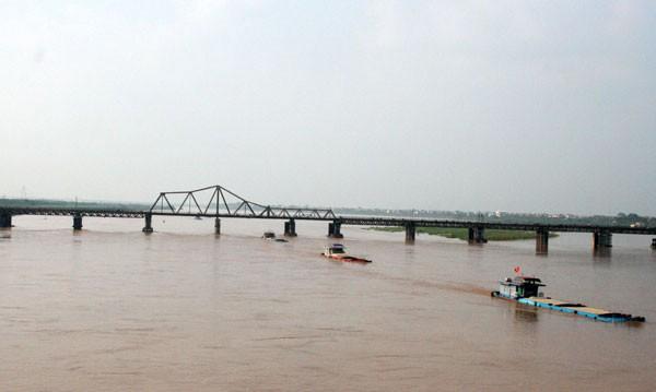 Hà Nội đã từng có dự án quy hoạch thành phố hai bên sông Hồng