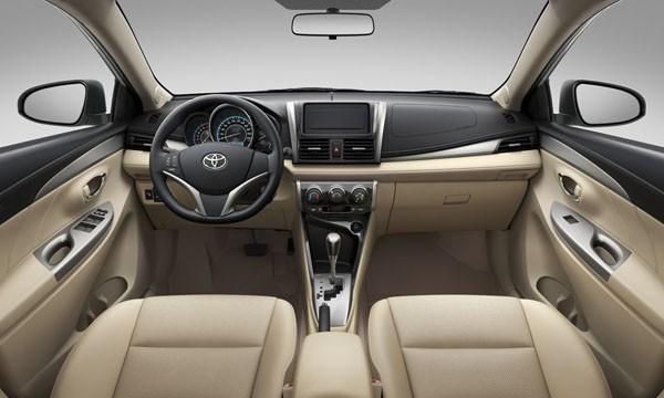 Toyota Việt Nam ra mắt Vios mới 2016 với nhiều tính năng mới