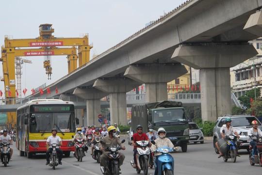 Đường sắt Cát Linh – Hà Đông từng gặp nhiều sự cố tai nạn lao động