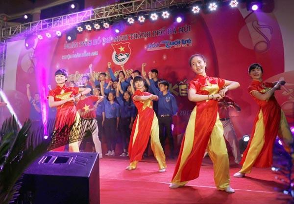 Báo Tuổi trẻ Thủ đô sẽ trao tặng nhiều suất học bổng tại đêm nhạc