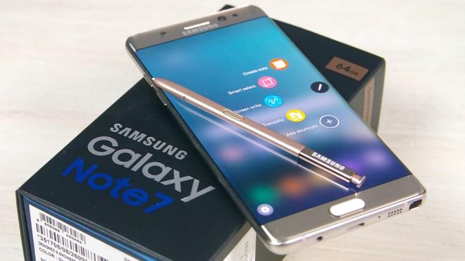 Sự cố Galaxy Note 7 gây thiệt hại rất lớn cho Samsung