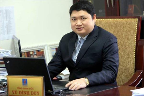Ông Vũ Đình Duy đã vắng mặt tại cơ quan kể từ ngày 24-10-2016 đến nay