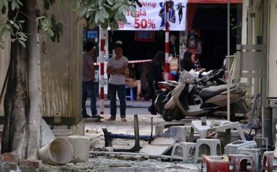 Công bố nguyên nhân gây nổ trạm biến áp tại Hà Đông