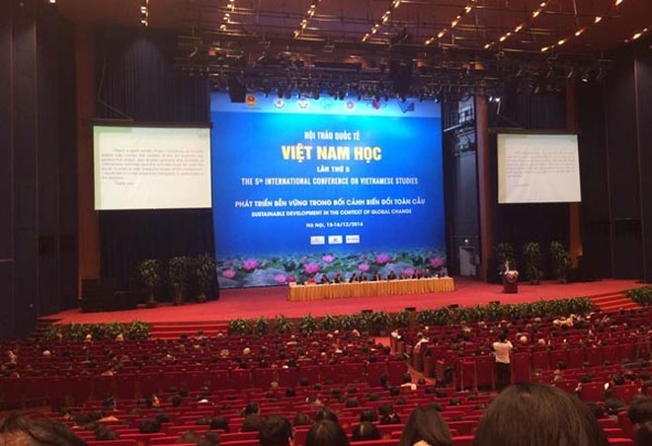 Toàn cảnh Hội thảo quốc tế Việt Nam học lần thứ năm