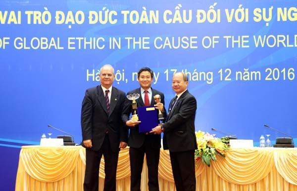 Chubb Life Việt Nam nhận 2 giải thưởng từ Liên hiệp các Hội UNESCO Việt Nam