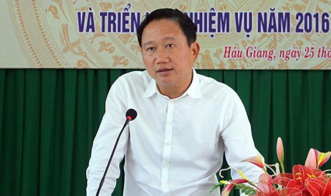 Thu hồi quyết định bổ nhiệm các ông Vũ Quang Hải, Trịnh Xuân Thanh ảnh 1