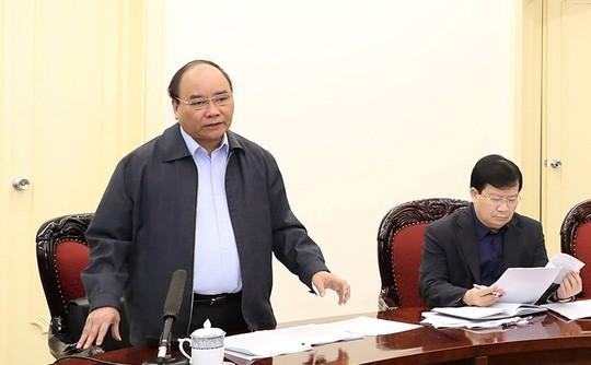 Thủ tướng triệu tập cuộc họp gấp với lãnh đạo thành phố Hà Nội để bàn giải pháp giải quyết tình hình giao thông ở Thủ đô
